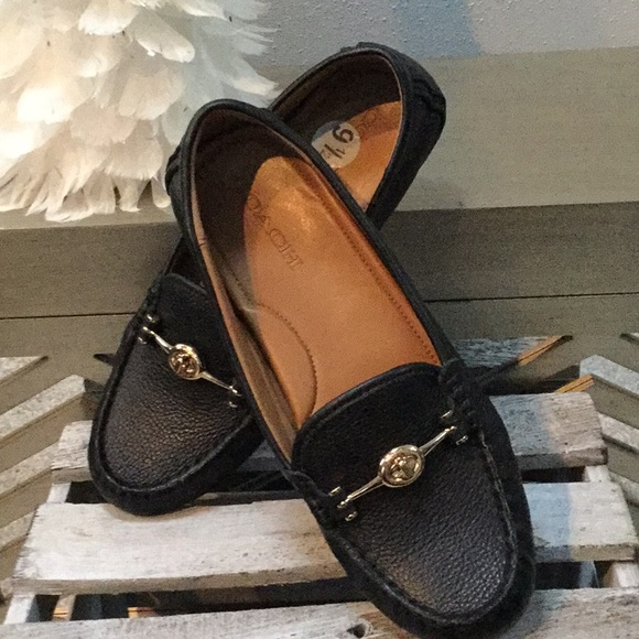 e9c6ec58024 Coach Shoes - Coach women s size 9.5 NWOT loafer